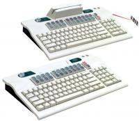 Photo of Logic Controls  LK6000 Programmable QWERTY Keyboards